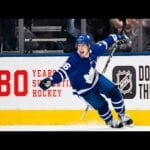 Mitchell Marner, Tyson Barrie help Leafs net three in 59 seconds