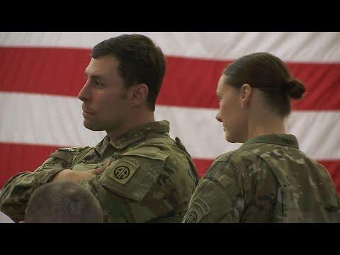 AP: US soldier deployments continue amid Iran strife