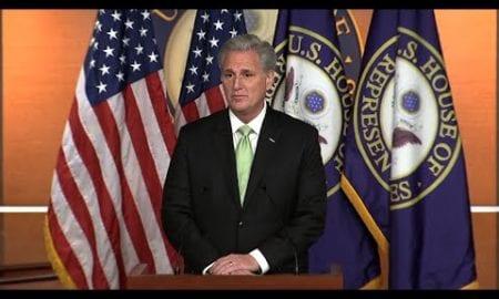 AP: McCarthy: Pelosi embarrassed over impeachment