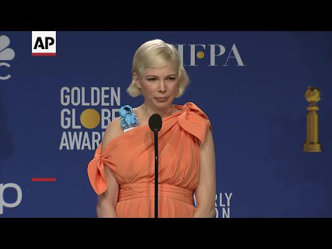 AP: Michelle Williams: 'I have so much to give'