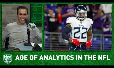 Are analytics GOOD or BAD for the NFL? I Pick Six Podcast