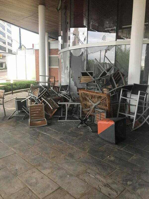 Husband and Wife Were Reopening Restauraunt on Monday, Now Looters Destroyed It