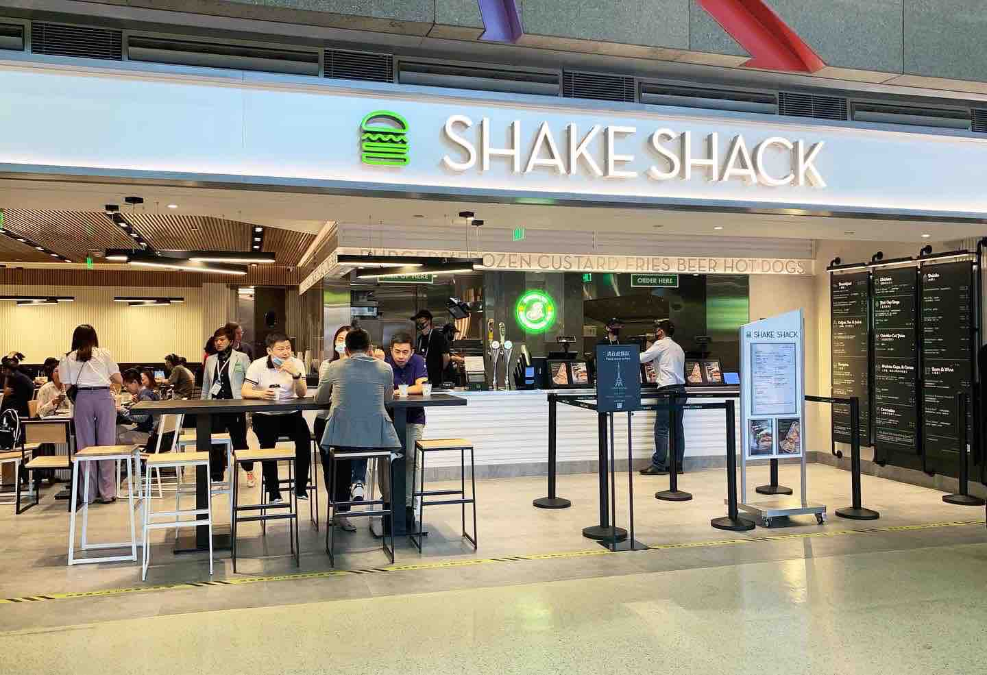 No Criminality by Shake Shack After Policemen Get Sick From Drink