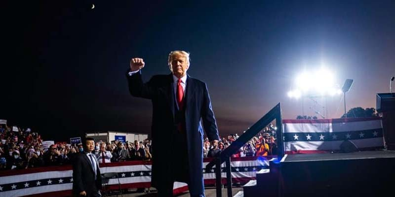 Trump to Announce Supreme Court Nominee On Saturday