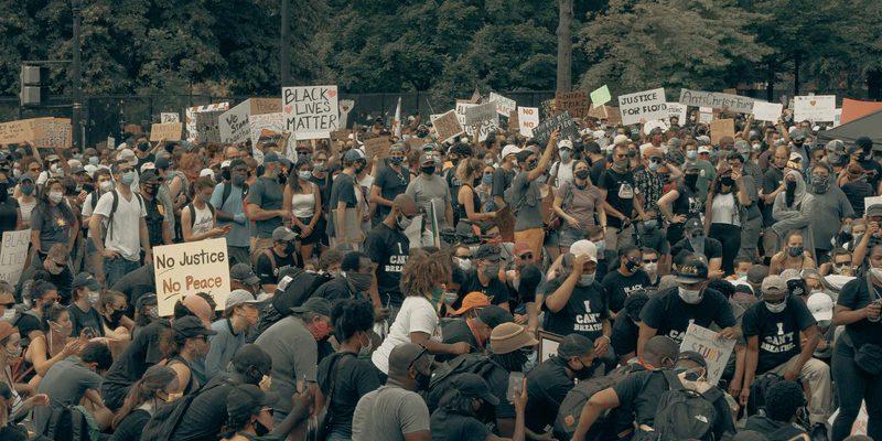 Nate Jackson: BLM to Biden: 'You Owe Us'